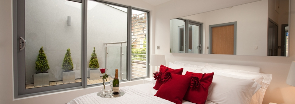 Waterfront Mews - Bedroom